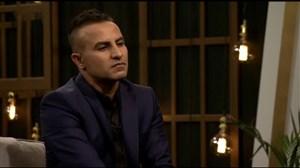 سوالات جنجالی علی ضیا از حسین کعبی