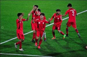 فوتبالیست های افغان علیه یک عمر جنگ داخلی