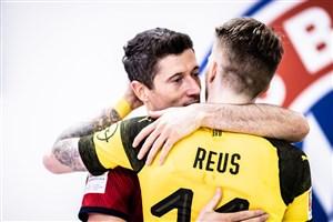 مرد سال فوتبال آلمان به سخره گرفته شد!
