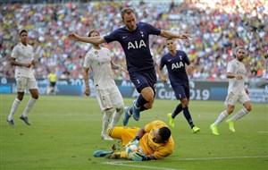 تاتنهام 1 - 0 رئال مادرید؛ دوران شکست ادامه دارد