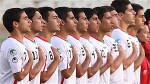 صعود تیم ملی نوجوانان ایران به مرحله پایانی قهرمانی آسیا