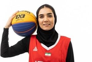 گفتگو با شادی عبدالوند نخستین دختر مدال آور در جام جهانی بسکتبال