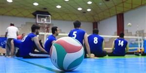 آغاز اردوی تیم ملی والیبال نشسته از جمعه
