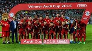 تمام گلهای بایرن مونیخ در جام آئودی از 2009 تا 2017