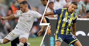 خلاصه بازی رئال مادرید 5 - فنرباغچه 3