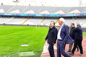 آخرین وضعیت آماده سازی ورزشگاهها از زبان کریمی