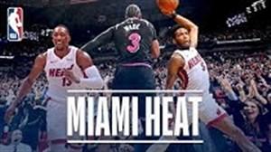 بهترینهای میامی هیت در NBA فصل 19-2018