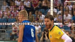 خلاصه والیبال برزیل 3 - فنلاند 0 (جام واگنر)