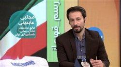 قول مدال طلای المپیک توسط مجتبی عابدینی