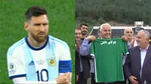 از مراسم معارفه فرشاد پیوس تا محرومیت مسی از بازیهای ملی