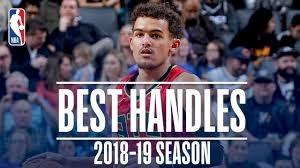برترین هندلس های یانگ در بسکتبال NBA فصل 19-2018
