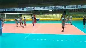 گزارش اختصاصی از تمرین تیم ملی والیبال ایران
