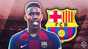 جونیور فیریپو خرید جدید بارسلونا