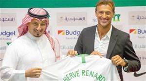 انتخاب رنار، یکی از مهم ترین پروژه های عربستان بود
