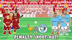 سوپر جام انگلیس به روایت انیمیشن