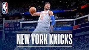 برترین های بسکتبال نیویورک نیکس در فصل 19-2018