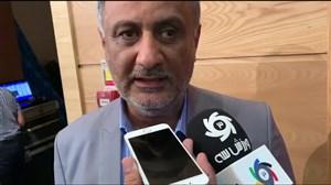 صحبت های ایزدپناه مدیر عامل شاهین پس از قرعهکشی
