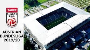 استادیوم های لیگ اتریش در فصل 20-2019