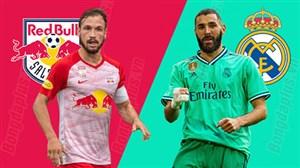 خلاصه بازی سالزبورگ 0 - رئال مادرید 1 (دوستانه)