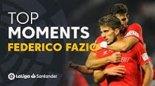 بهترین لحظات فدریکو فازیو در لالیگا