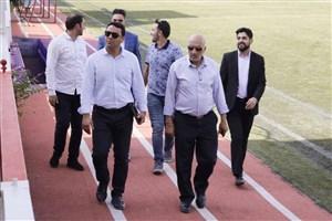 فتاحی استادیوم بنیان دیزل را تایید کرد