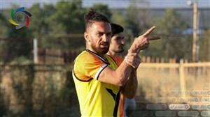 خالد شفیعی فردا برای تیم جدید به میدان میرود