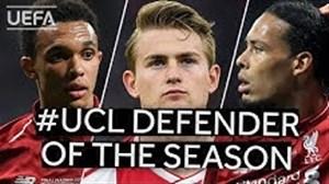 برترین مدافعان وسط لیگ قهرمانان اروپا فصل 19-2018