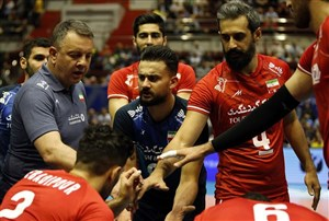 خلاصه والیبال ایران 3 - کوبا 2 (مقدماتی المپیک)