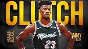 برترین شوتهای کلاچ جیمی باتلر در بسکتبال NBA فصل 19-2018