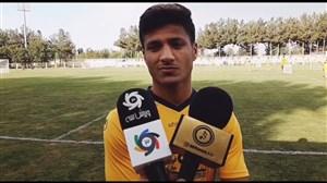 محبی: انتظار دعوت شدن به تیم ملی را نداشتم