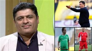چاق ترین و پرخور ترین ستارگان بازنشسته فوتبال ایران