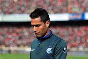 امیرحسین صادقی : حالم از این فوتبال به هم میخورد!