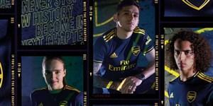 پیراهن سوم آرسنال برای فصل 20-2019