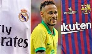جنگ رئال مادرید و بارسلونا برای جذب نیمار