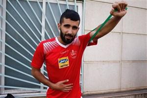 روزهای سخت ستاره عراقی به دور از ترکیب