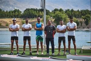 اعزام ۵ قایقران به مسابقات آبهای آرام قهرمانی جهان