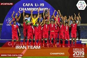 کافا؛ دو جایزه ویژه برای تیم ایران