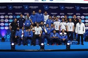 نگاهی به عملکرد تیم ملی کشتی جوانان در استونی