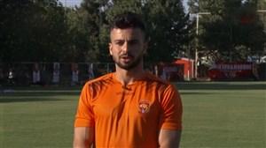 گزارشی از تمرینات تیم شهر خودرو مشهد