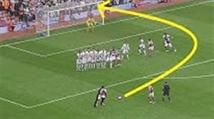 10 گل ضربه ایستگاهی به یاد ماندنی در تاریخ فوتبال