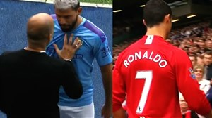 عصبانیت ستارههای فوتبال از تعویض