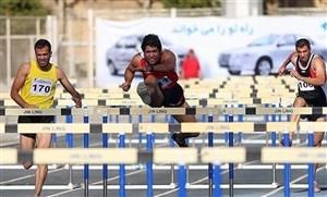 قهرمانی سیار در 110 متر با مانع و محمدی در پرتاب چکش
