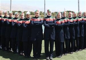 اعزام تیم دراگون بوت بانوان ایران به رقابتهای جهانی