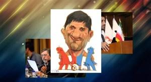 نگاه طنز به اتفاقات ورزشی ایران