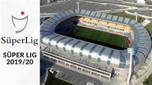 استادیوم های تیم های حاضر در سوپرلیگ ترکیه