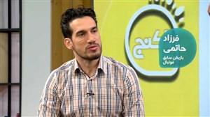 ادعای فرزاد حاتمی درباره قهرمانی در فصل 99-98 لیگ برتر