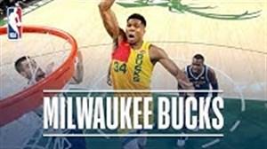 برترین های میلواکی باکس در بسکتبال NBA فصل 19-2018