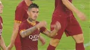 5 گل برتر آ اس رم در بازی های پیش فصل سری آ