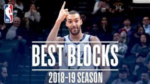 برترین دفاع های رودی گوبرت در بسکتبال NBA