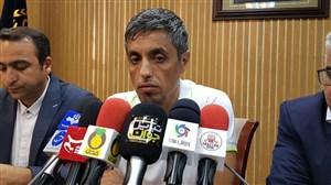 مصاحبه مطبوعاتی رسول خطیبی بعد از اولین پیروزی فصل